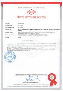 HYB BELGESİ